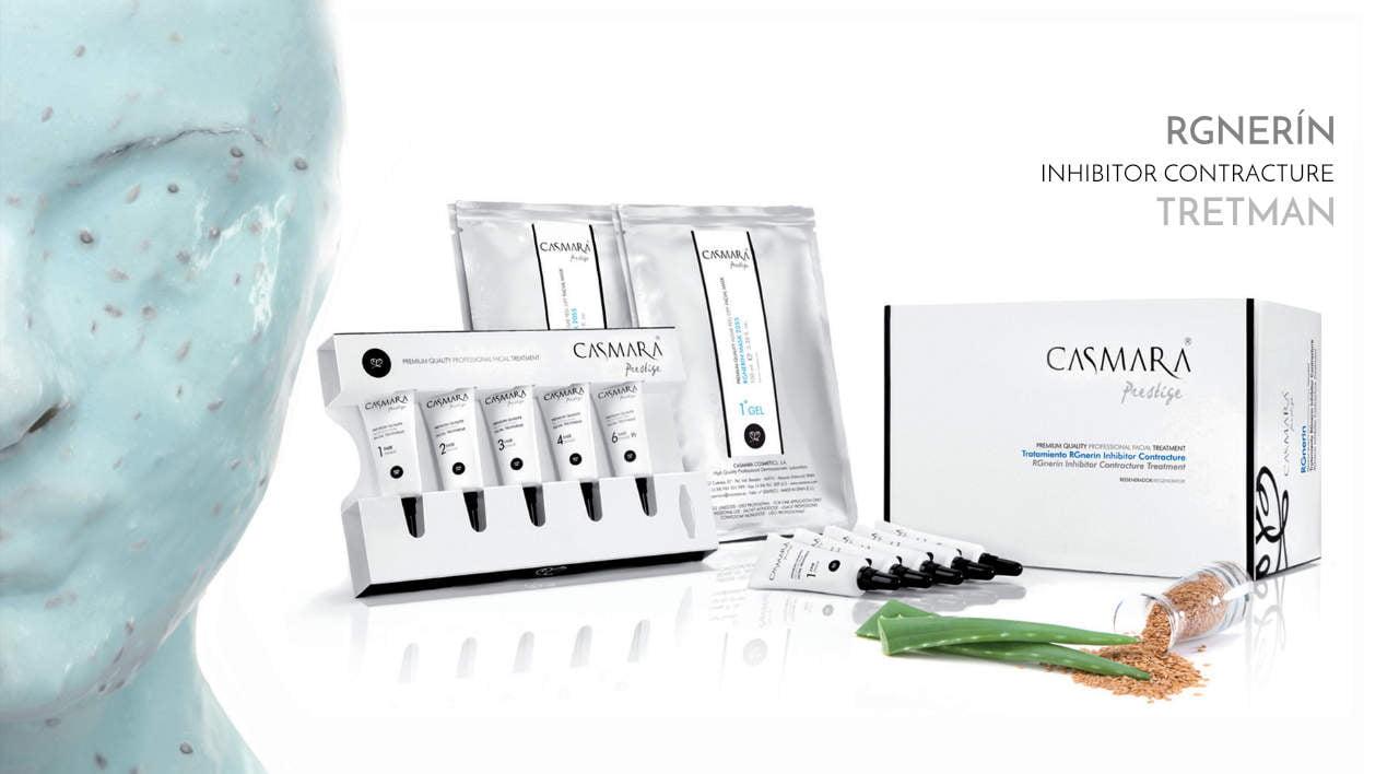casmara-rgenerin inhibitor contracture tretman lica